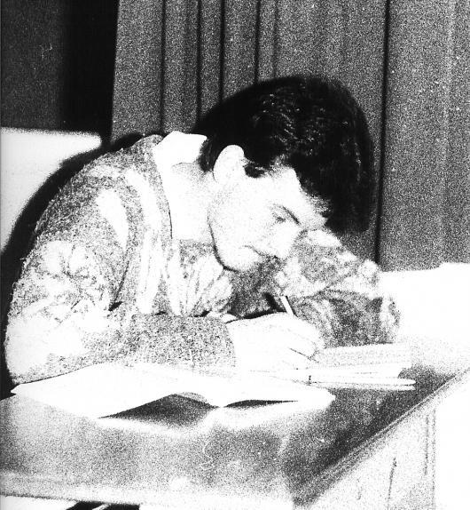 1985 Abendschule