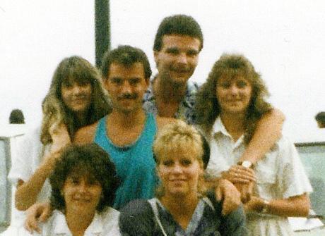 20.08.1988 Grosser Abschied nur fuer ein paar Tage.