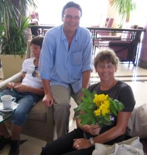 Abschied Sharm-el-Sheikh 2008
