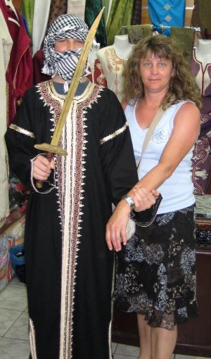 (Maxi) Der Sultan und die Sklavin. Sharm-el-Sheikh 2008