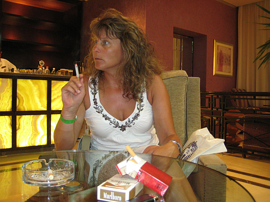 Christine Koch Sharm-el-Sheikh 2008