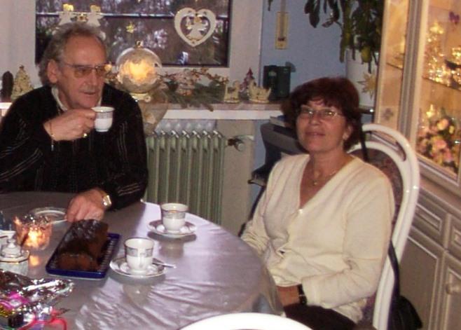 Erich und Karin Koch 2004