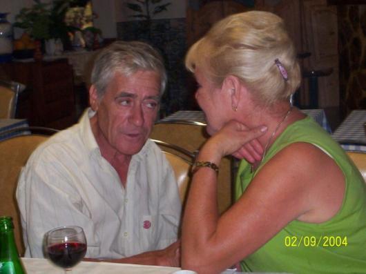 Senhor Marcesch und Anita